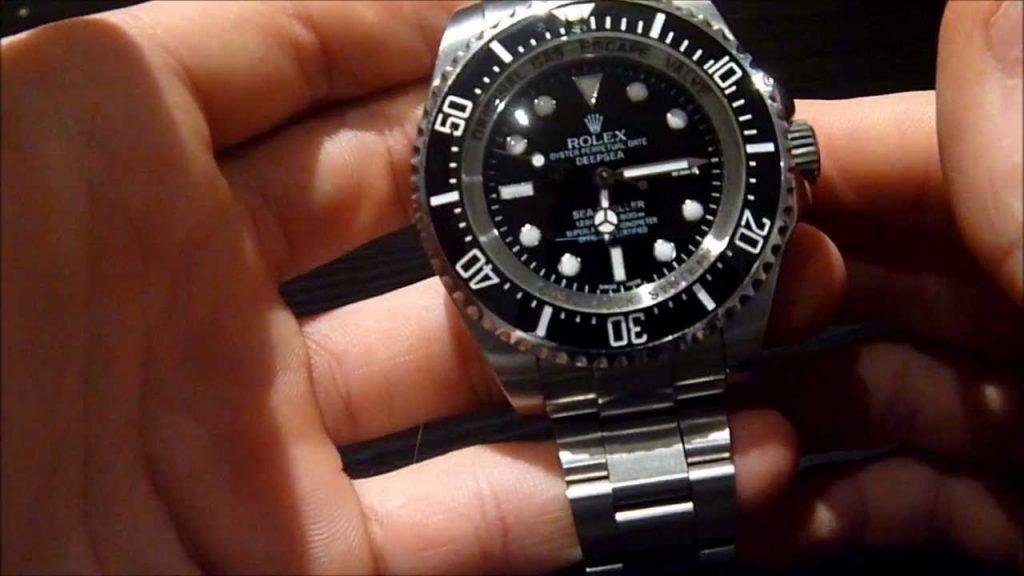 Rolex Deep Sea Rowler